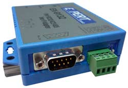 conversor rs232/422/485 a ethernet