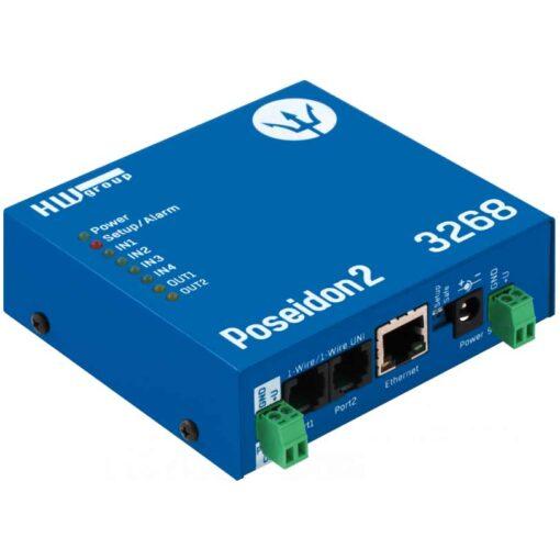 poseidon2 3268 - Termómetro IP con salida a relé