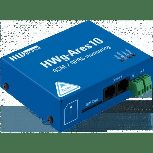 termómetro GSM HWg-ARES10