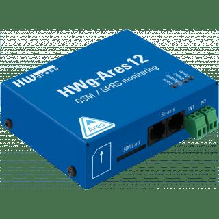 Termómetros GSM HWg-Ares con alarmas por SMS