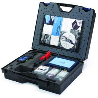 Kit de automoción con pinzas amperimétricas