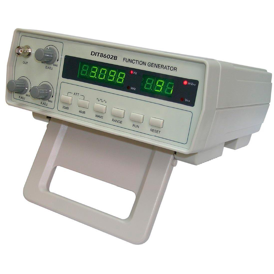 generador de funciones DIT-8602B