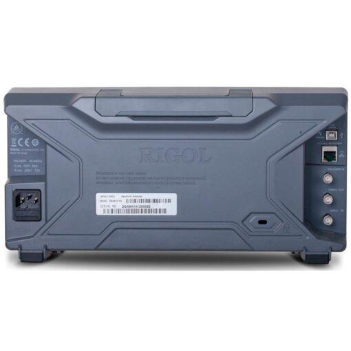 Analizador de espectro DSA815 -TG atras