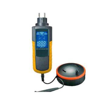 medidor de tierra dit-9052