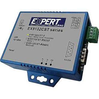 convertidor serie a ethernet EX-9132cst-2