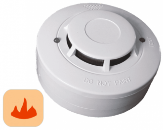 detector de humo fdr26