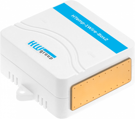 sonda de temperatura y humedad htemp-1wire box2