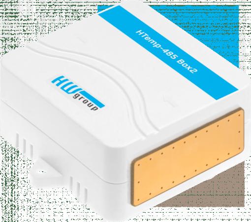 sonda de temperatura RS485 htemp-485 box2