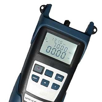 Medidor de potencia óptica
