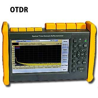 OTDR - Reflectómetros ópticos