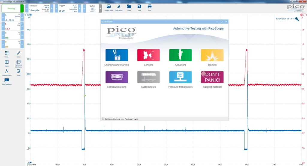 Software PicoScope 7