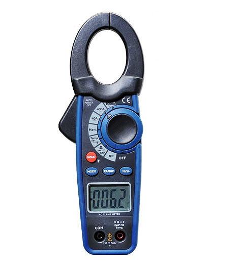 pinza multimétrica 1000A ac/dc di3343t