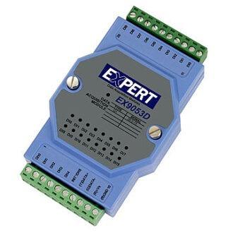 Módulo EX9053d de 16 entradas digitales con conexión RS485