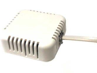 sensor de CO2, temperatura y humedad relativa